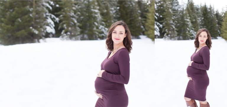 tacoma maternity photographer | puyallup maternity photography