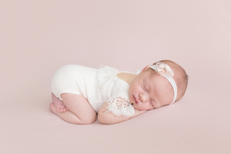 tacoma newborn photographer | puyallup baby photography