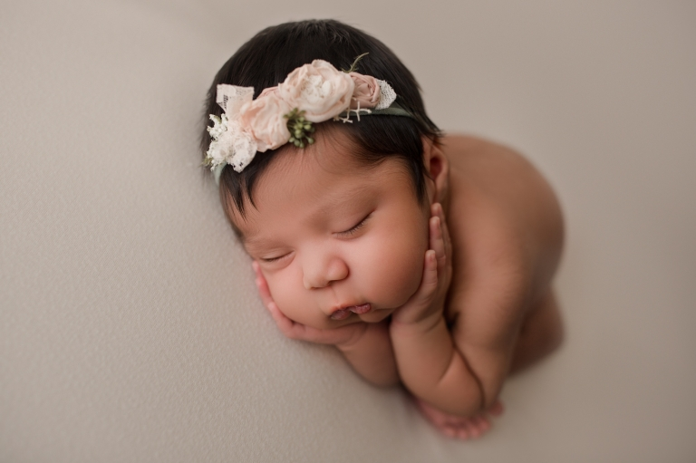 Puyallup Newborn Photographer | Tacoma Baby Photography | Seattle newborn photos