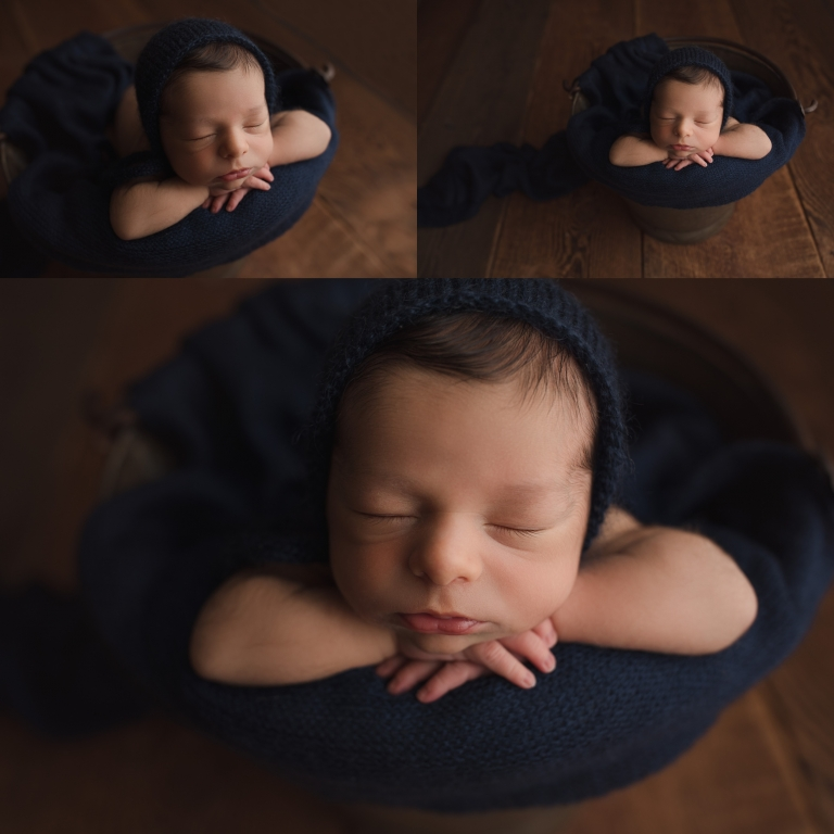 seattle newborn baby photographer | tacoma newborn photography