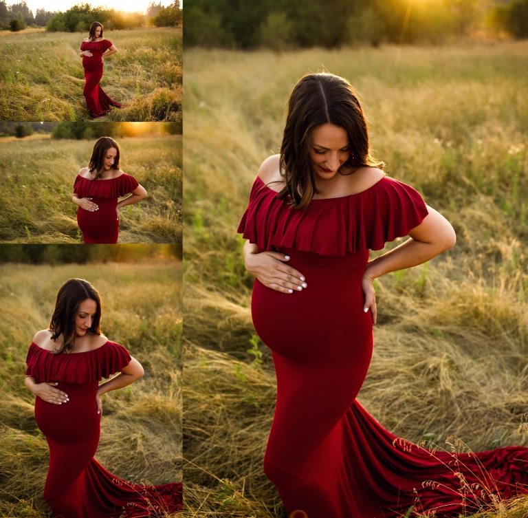 seattle tacoma maternity photographer | maternity photography puyallup