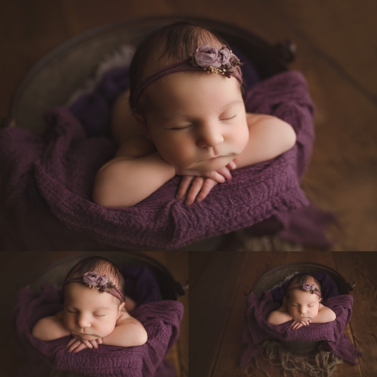 olympia newborn photographer | baby photography seattle