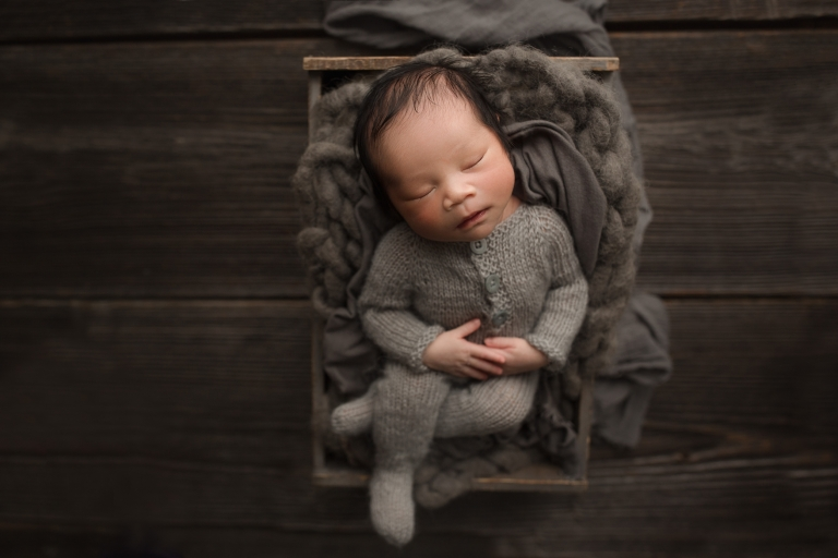 seattle newborn photographer | baby photography tacoma