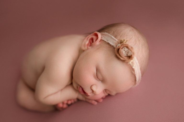 Newborn Girl T | Seattle Baby Photography