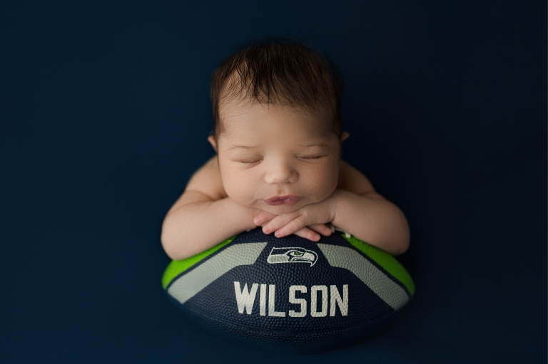 baby boy K | newborn photography seattle