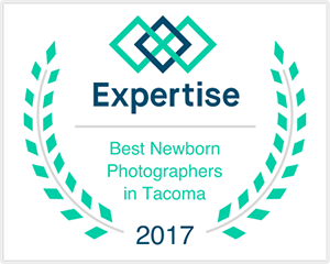 top tacoma newborn baby photographer 2017