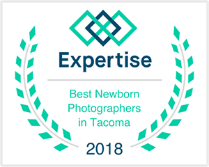 top tacoma newborn baby photographer 2018